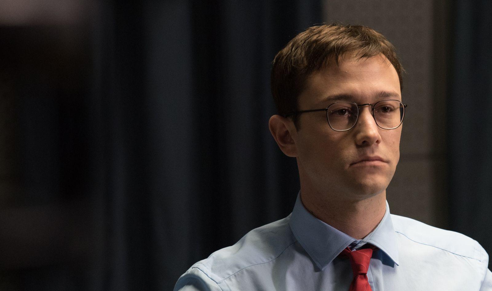 """In """"Snowden"""""""