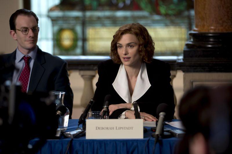 Rachel Weisz è Deborah E. Lipstadt (Credit: Laurie Sparham / Bleecker Street)