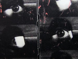 (Photo Eye Collage by Robert Frank, copyright Robert Frank)