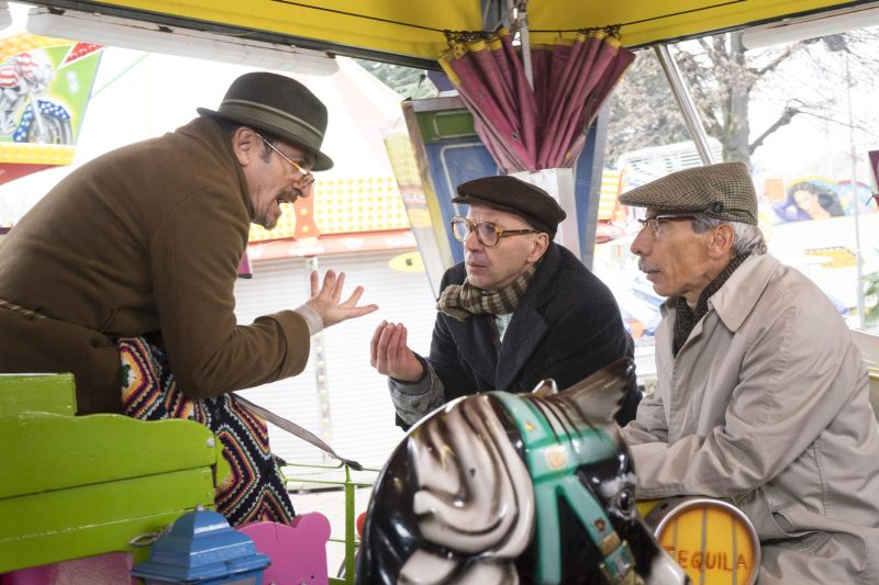 Giacomo, Aldo e Giovanni (Foto ©Masiar Pasquali)