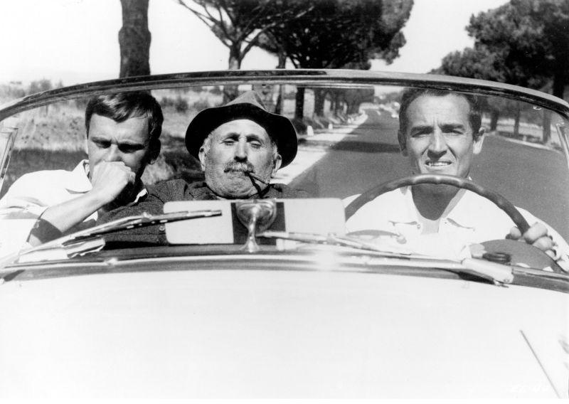 Il Sorpasso (1964) - Courtesy Photofest