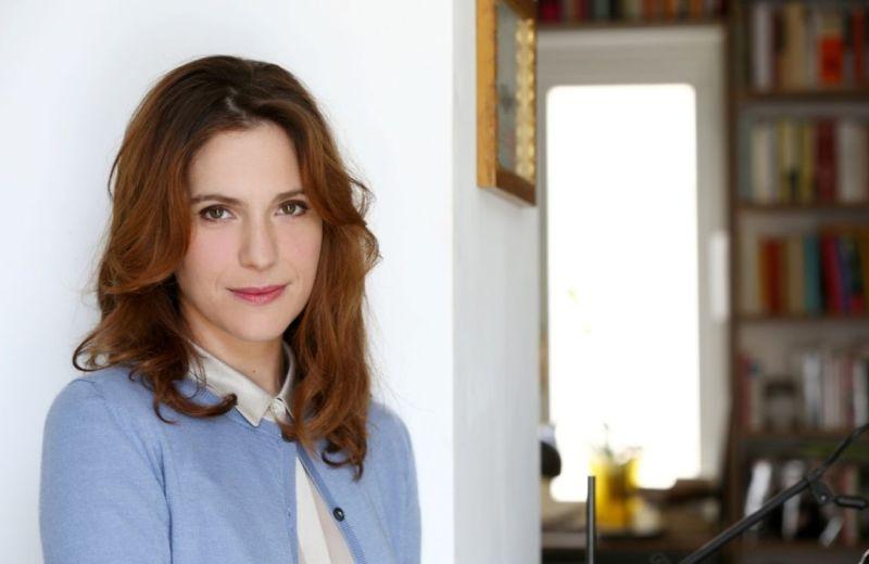 """Isabella Ragonese in """"Dobbiamo Parlare"""" di Sergio Rubini (Photo Credit: Assunta Servello)"""