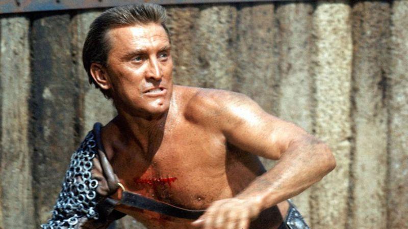 """Nei panni di """"Spartacus"""""""