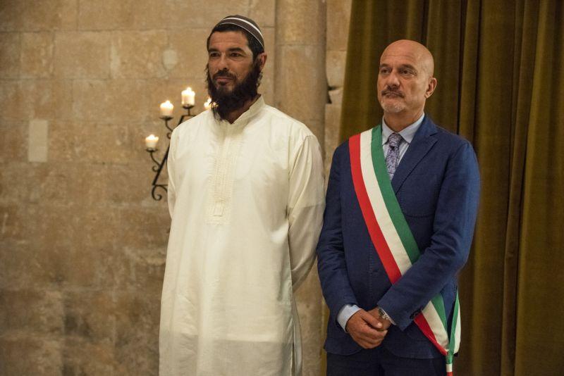 Claudio Bisio e Alessandro Gassmann (foto di Gianni Fiorito)