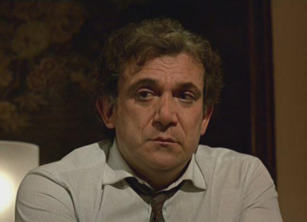 Gianni Cavina è Ugo