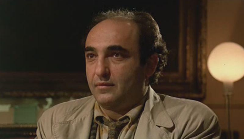 Alessandro Haber è Gabriele