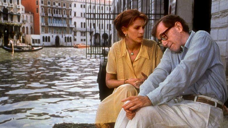 Julia Roberts e Woody Allen