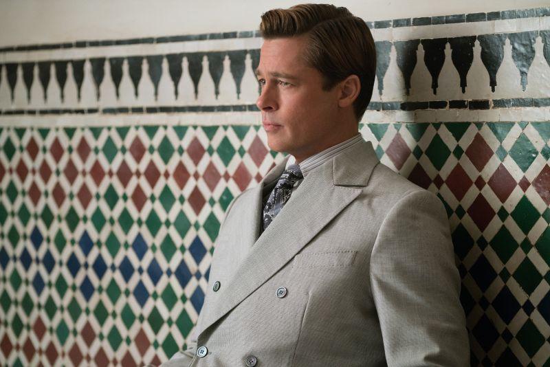 Brad Pitt è Max Vatan