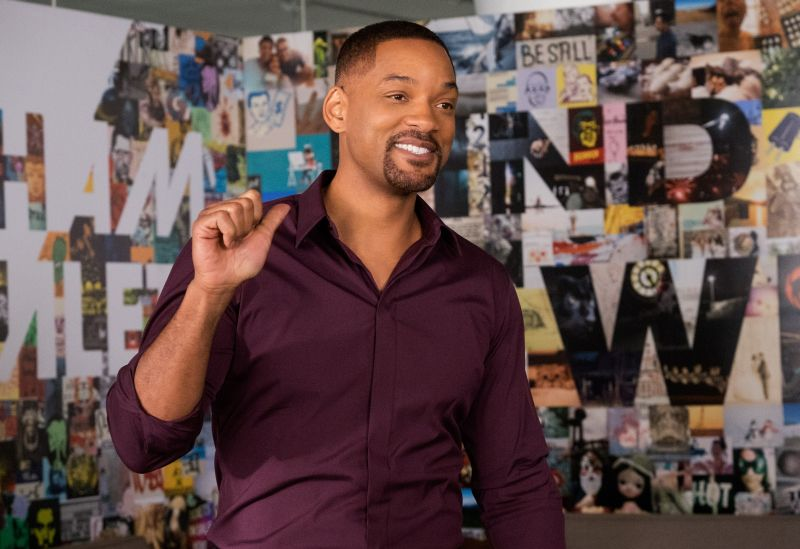 Will Smith (© 2016 Warner Bros. Photo Credit Barry Wetcher)