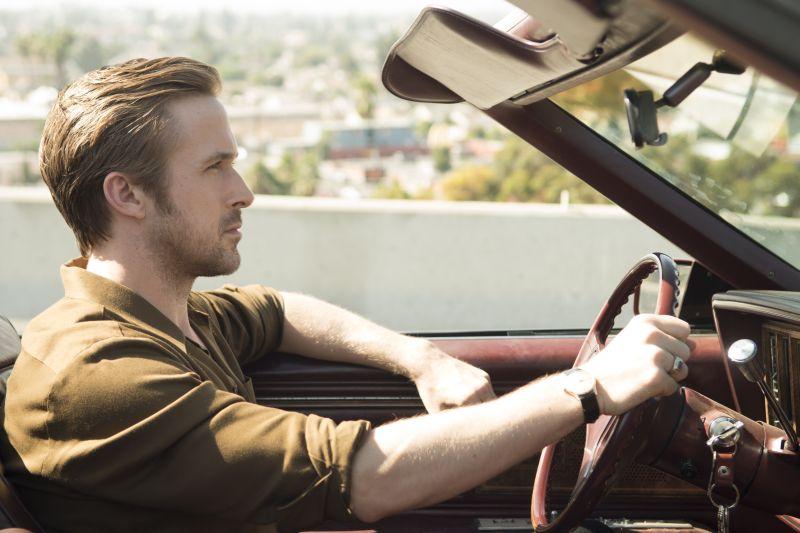 Ryan Gosling è Sebastian