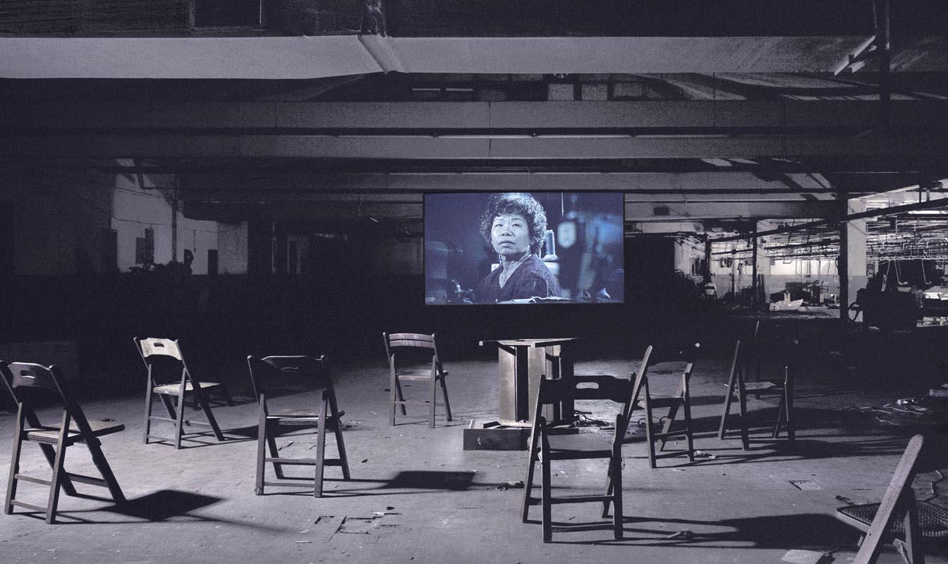 "Chien Chen-jen, ""Factory"", 2003, single channel video, 31'9'', Courtesy of the artist"