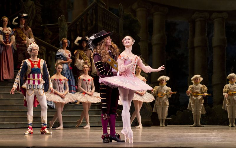 THE SLEEPING BEAUTY by Tchaikovsky, , Music – Pyotr Il'yich Tchaikovsky, Choreography – Marius Petipa, Design – Oliver Messel, Lighting – Mark Jonathan, The Royal Ballet, The Royal Opera House, London, UK, 2011, Credit: Johan Persson /