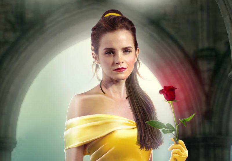 Nei panni di Belle