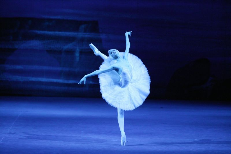 Svetlana Zakharova (ph. credit Damir Yusupov)