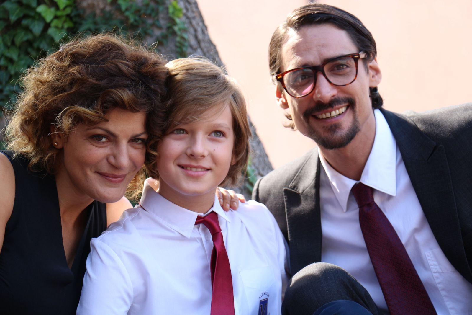 Bianca nappi la mia famiglia a soqquadro movie photocall in rome - 2019 year