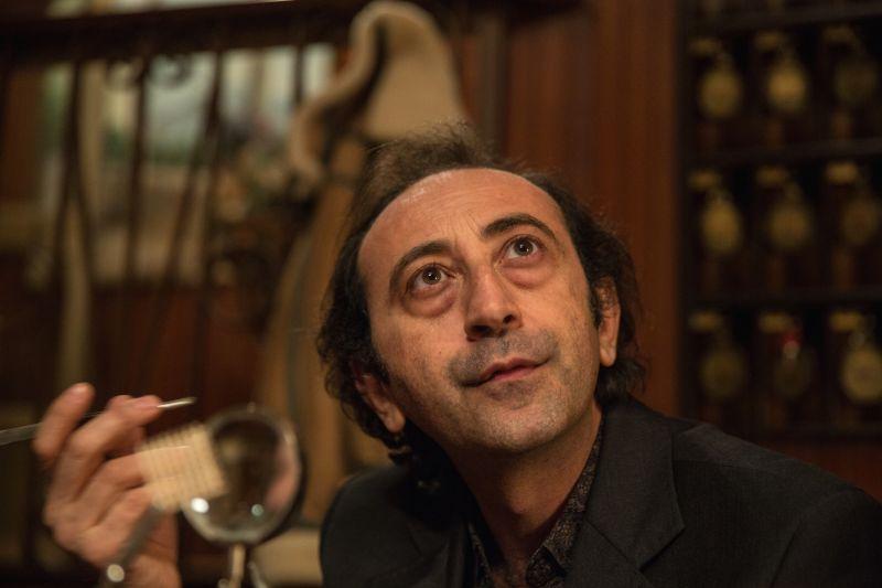 """Giovanni Esposito in """"Luba"""""""