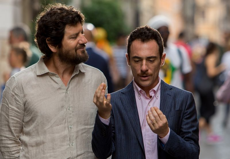 Giacomo e Mario (foto di Claudio Iannone)