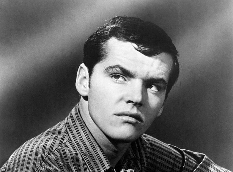 Un giovane Jack Nicholson