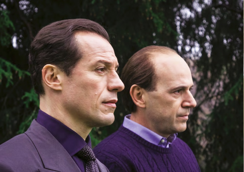 Stefano Accorsi e Paolo Pierobon