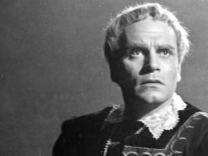 Laurence Olivier as Hamlet in the 1948 film