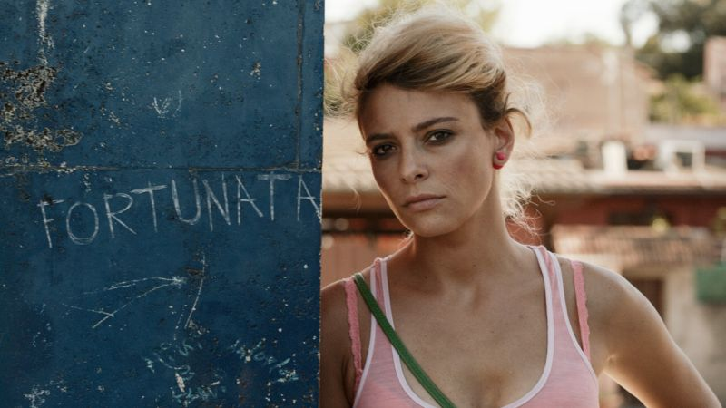 """Jasmine Trinca in """"Fortunata"""" di Sergio Castellitto"""