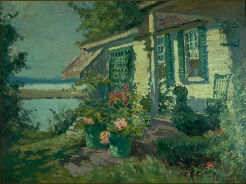 L impressionismo americano ne il giardino degli artisti di phil grabsky cameralook - Il giardino degli artisti ...