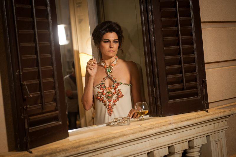 Valeria Solarino (foto di Fabrizio Di Giulio)
