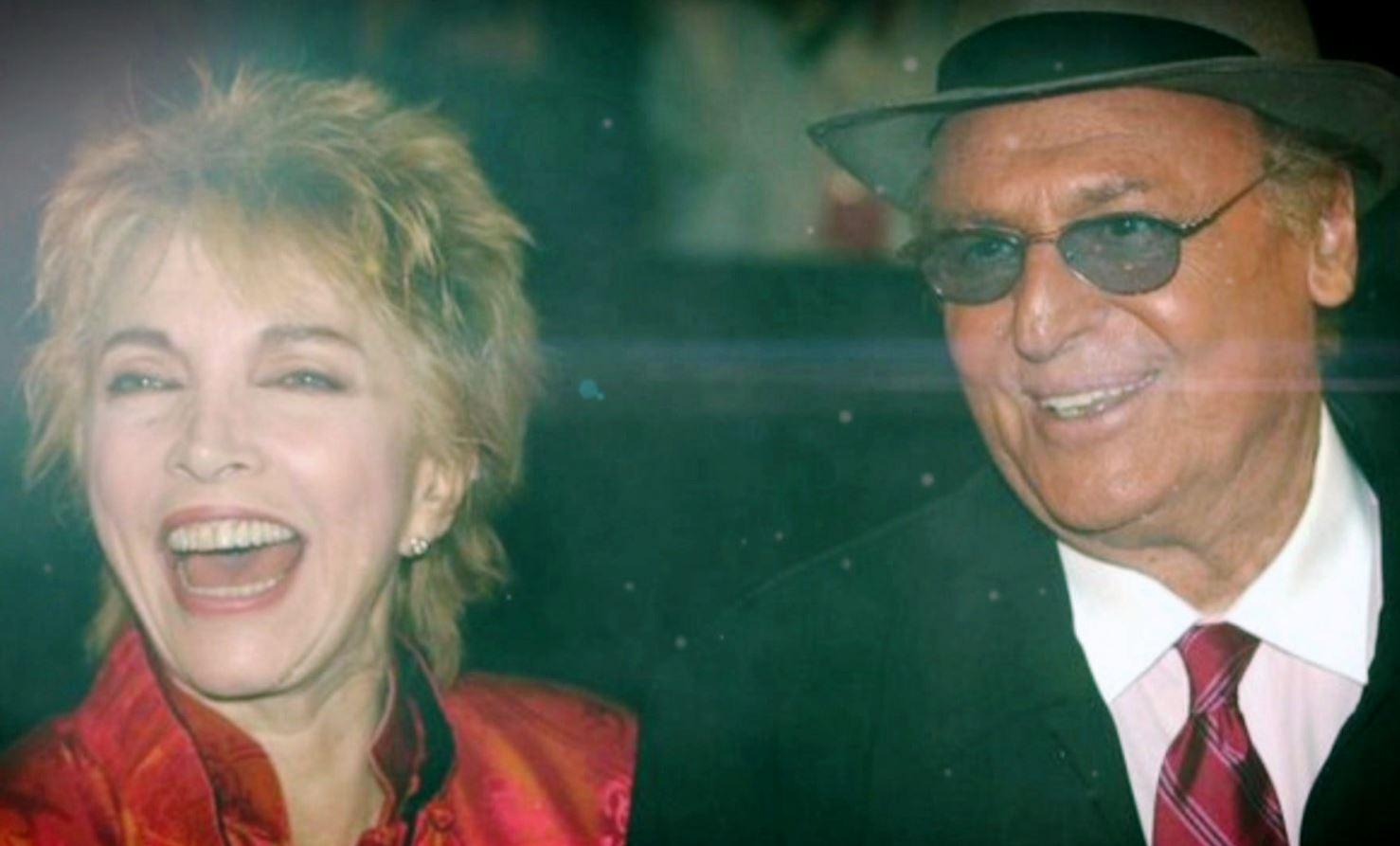 Mariangela Melato con Renzo Arbore