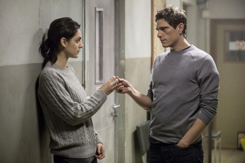 Miriam Leone e Matteo Martari