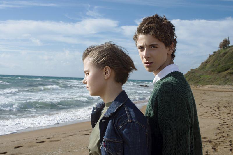 Luna e Giuseppe (foto di Giulia Parlato)