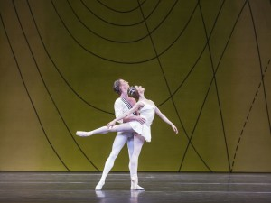 A scene from Ashton Mixed Bill by The Royal Ballet @ Royal Opera House (Opening 18-10-14) ©Tristram Kenton 10/14