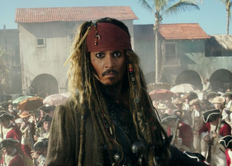 Johnny Depp (Ph: Film Frame..©Disney Enterprises, Inc. All Rights Reserved.)