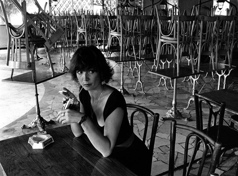 Sabine Azéma chez Gégène Joinville le pont 1985