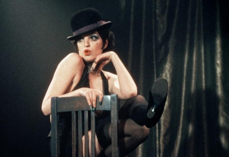 "Liza Minnelli in ""Cabaret"""