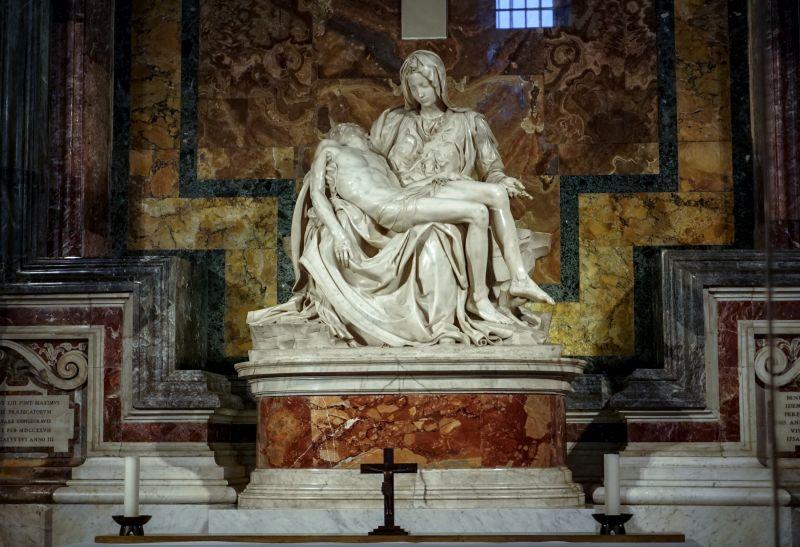 La Pietà (David Bickerstaff)