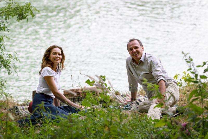 Diane Lane e Arnaud Viard