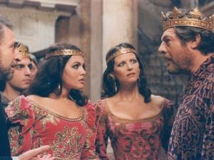 Foto da Enrico IV regia Marco Bellocchio. Per cortese autorizzazione della VIGGO SRL. Tutti i diritti riservati.