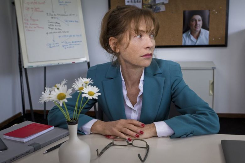 """Isabelle Huppert in """"Madame Hyde"""""""
