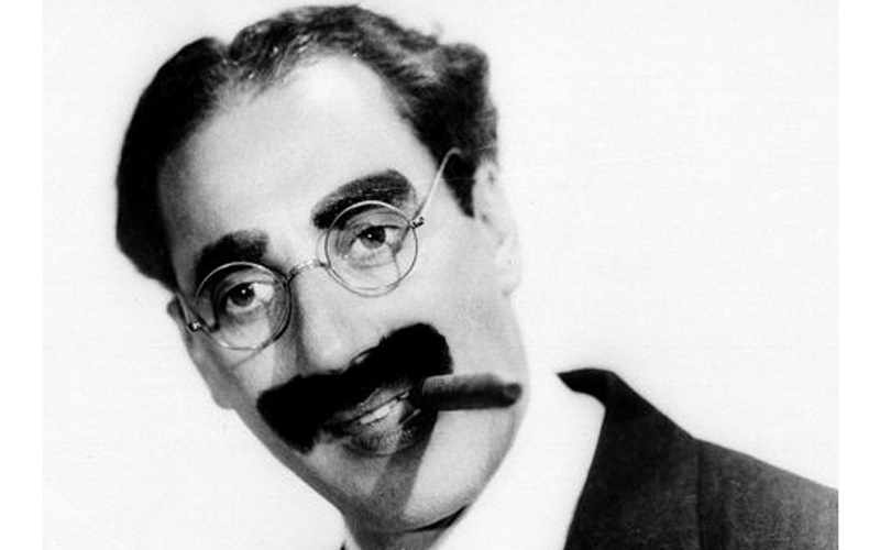Groucho Marx (AP Photo/Paramount)