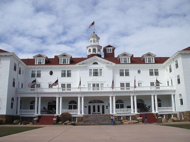 Lo Stanley Hotel a Estes Park, in Colorado