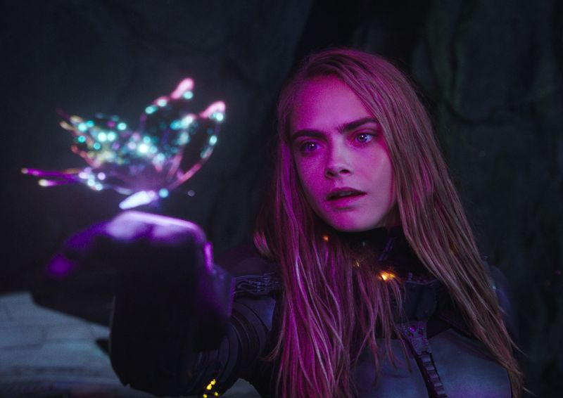 Cara Delevingne (Photo courtesy of STX Entertainment Motion Picture Artwork © 2017 STX Financing, LLC. All Rights Reserved.)