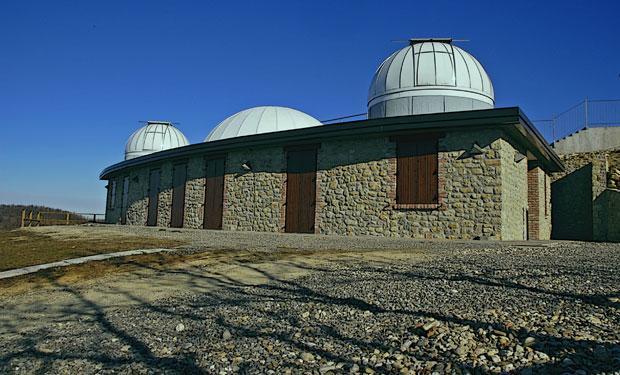 L'Osservatorio Cà del Monte