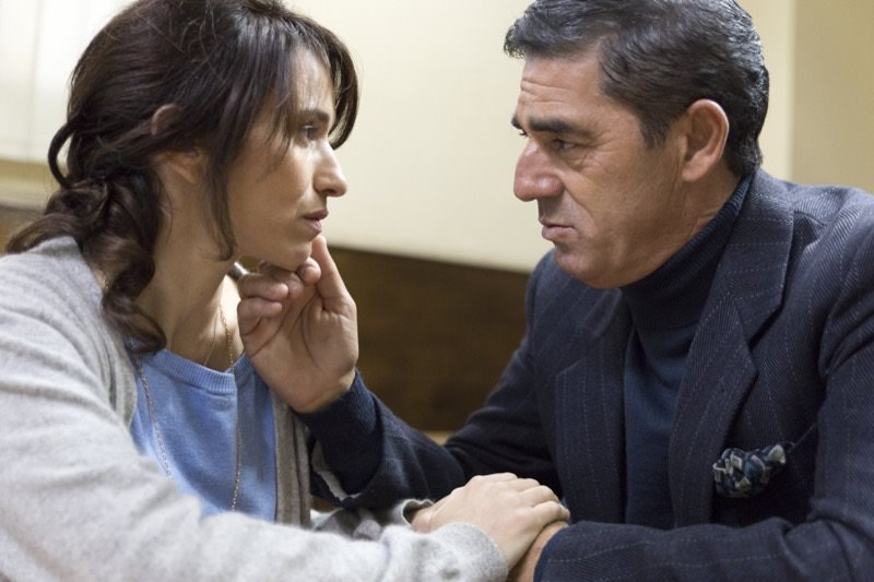 Teresa Saponangelo e Biagio Izzo
