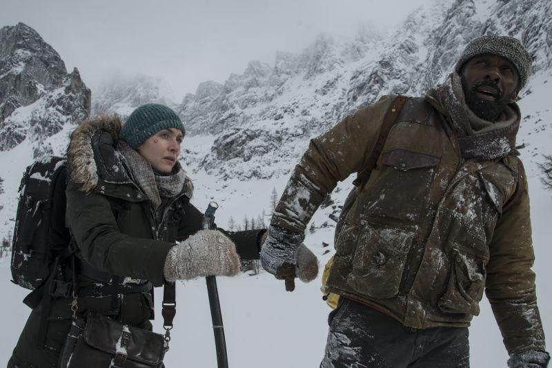 Alex e Ben affrontano una sfida estrema nella neve