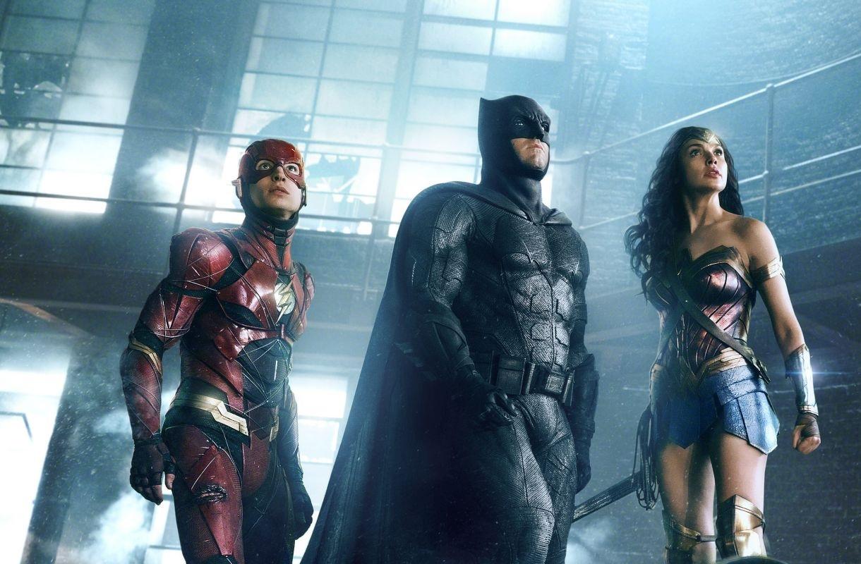 Justice League 1 - Copia