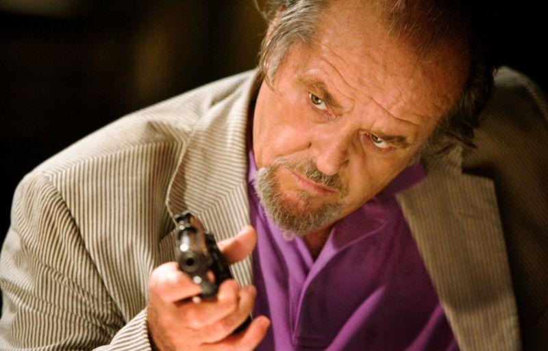 Jack Nicholson è Frank Costello