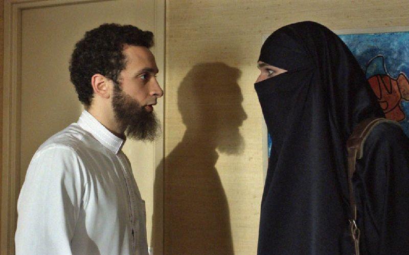 Due Sotto Il Burqa 1