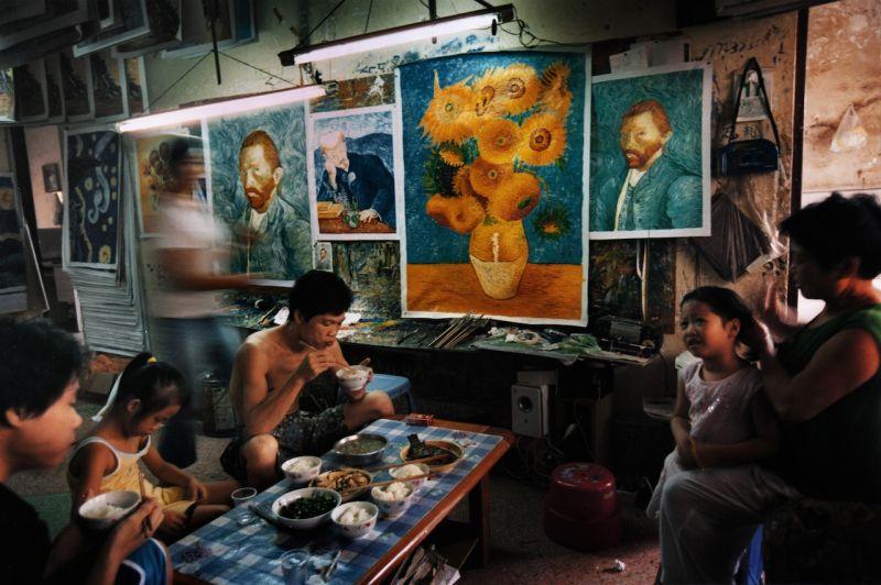 Alla Ricerca di Van Gogh 1