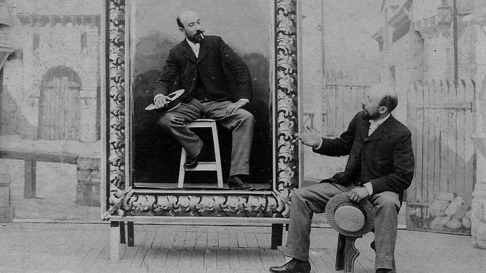 Le portrait mysterieux (1899)