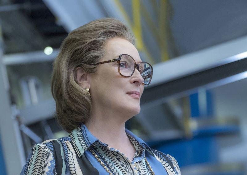 Meryl Streep Photo Credit: Niko Tavernise.